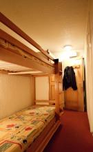 bedroom in tignes