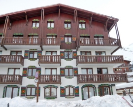 tignes apartment winter
