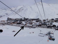 apartment tignes